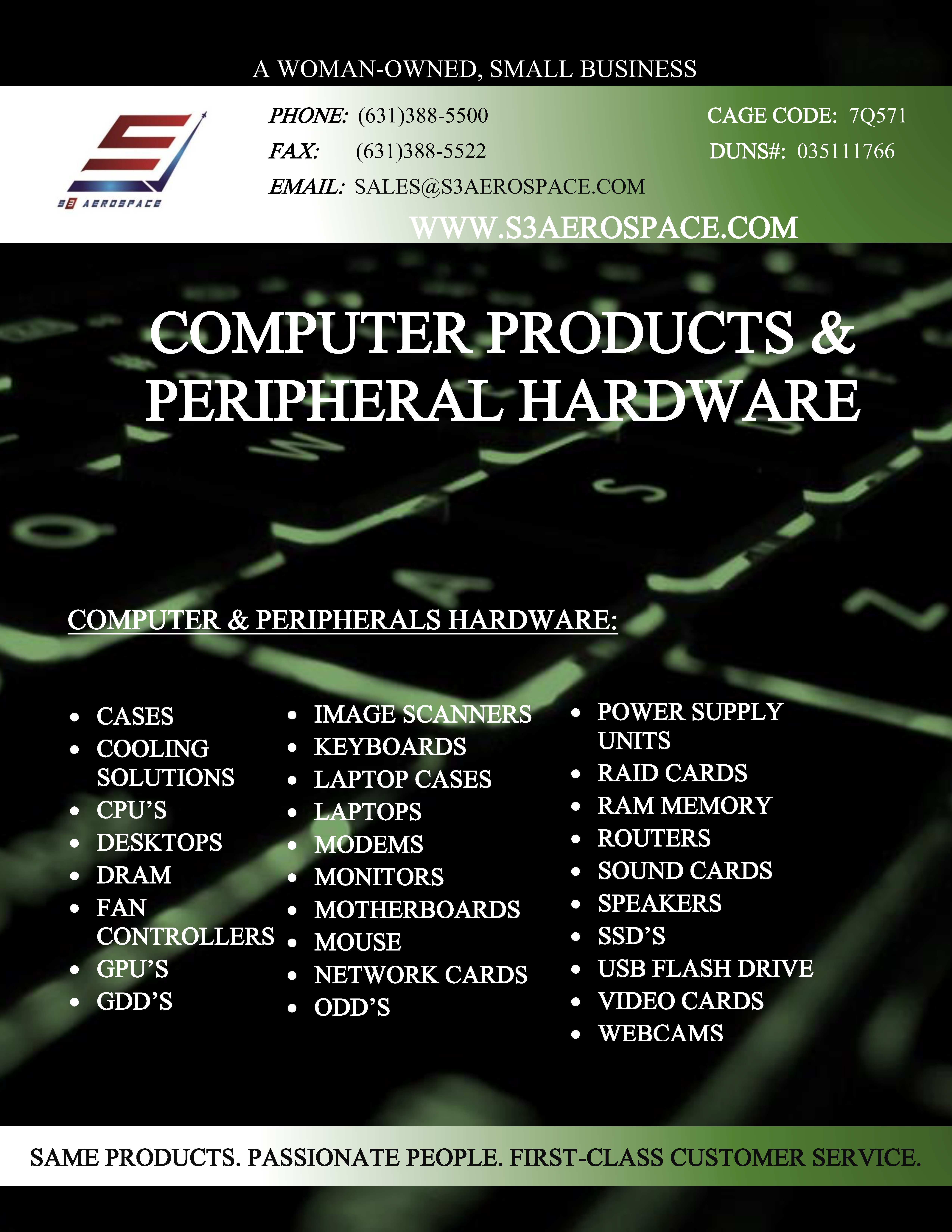Computer and Peripherals